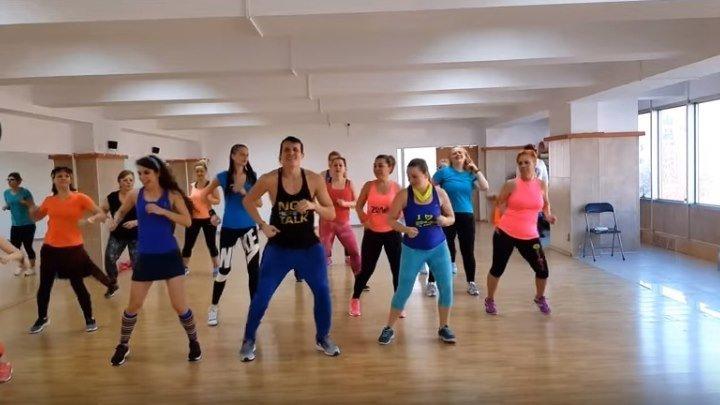 Zumba Fitness - Am belit-o!!!