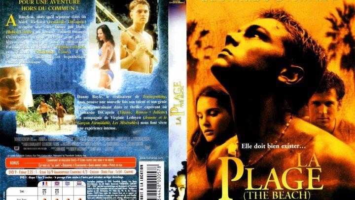 Пляж HD(Триллер,Драма)2000