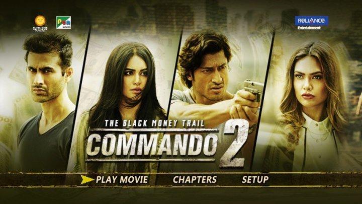 Коммандо 2 / Commando 2 (2017) Indian-HIt.Net