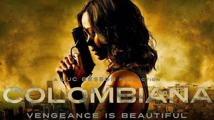 Коломбиана HD(Триллер, Драма, Боевик)2011 (16+)