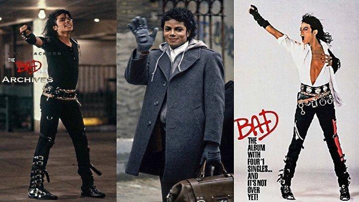 Bad. Майкл Джексон. Реж. Мартин Скорсезе. 1987