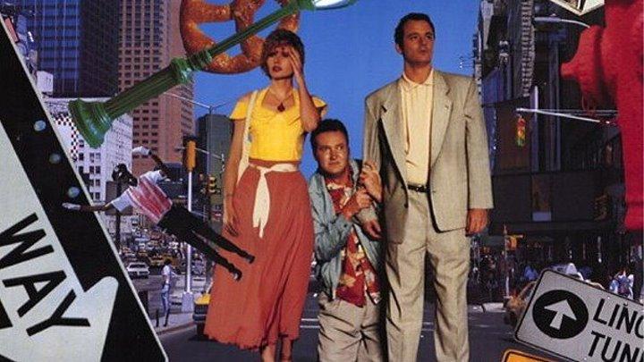 комедия, криминал-Быстрые перемены.1990.1080p