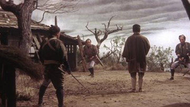 Синтаро Кацу в фильме --Затойчи в пути --- Жанр: Боевик, фильм Япония, Приключения