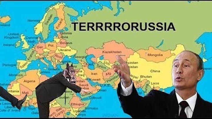 """США, Канада и 14 стран ЕС вышвыривают российских дипломатов - Настоящее """"величие"""" России..."""