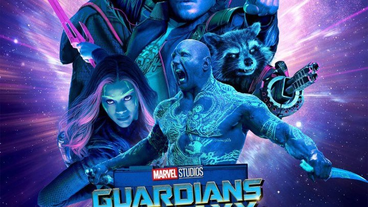 The Sweet - Fox on the Run (Guardians of the Galaxy Vol.2)