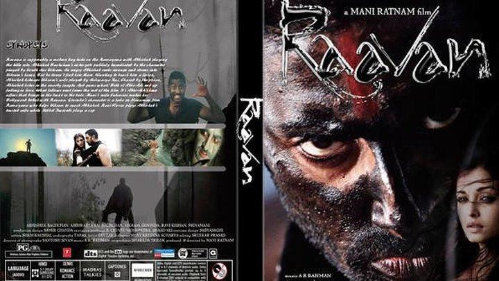 "Х/Ф "" Злодей / Raavan "" (2010) Индия. Жанры: криминал, приключения, драма, мелодрама, триллер, боевик"