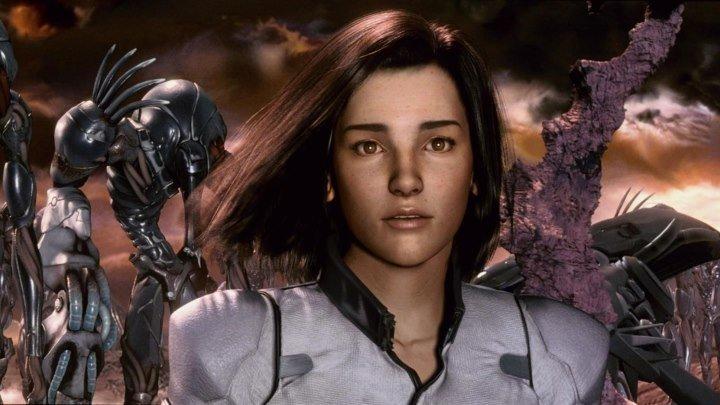 Последняя фантазия (2001) Final Fantasy: The Spirits Within