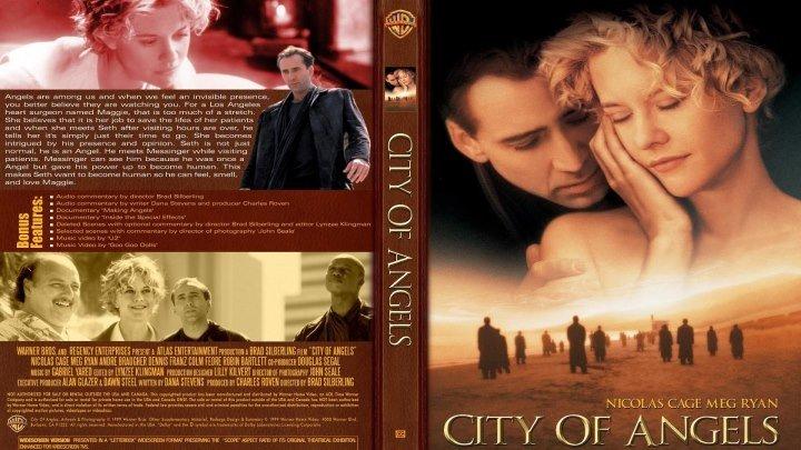 Город ангелов HD(1998) 1080p.Мелодрама,Драма