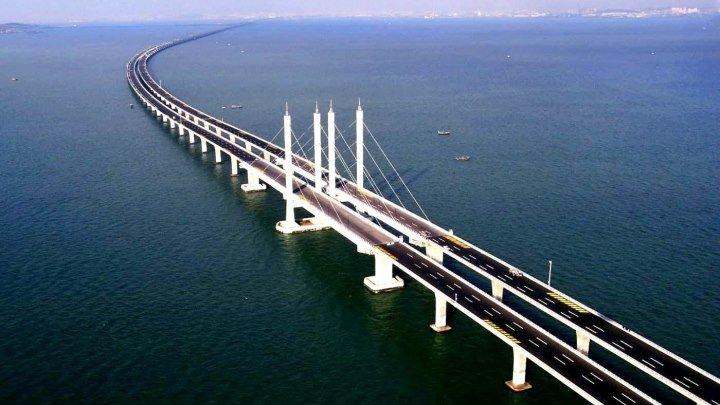 Керченский мост. Наша поездка.