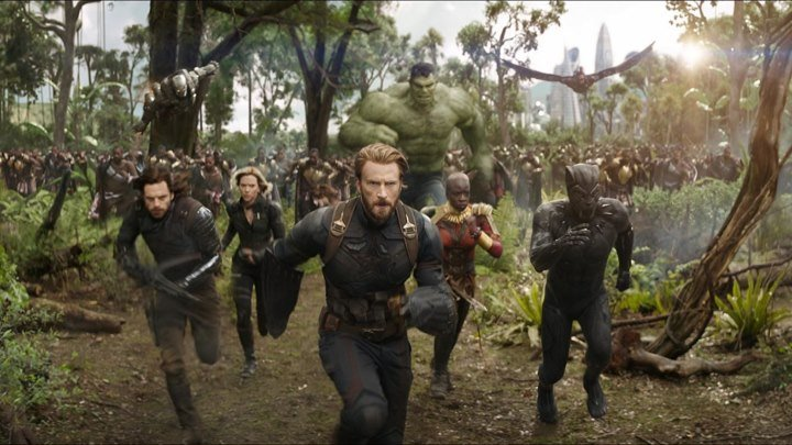 Watch Avengers: Infinity War 2018 Online Full Movie - ENG SUB