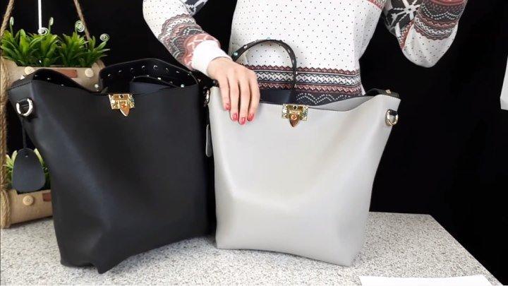 Нереально шикарные сумки Валентино! Смотрите обзор топовых моделей сезона!