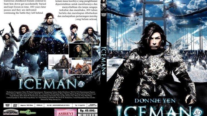 Айсмен //Ледяная комета HD(2014) 720р.Фантастика,Боевик,Комедия_Китай,Гонконг