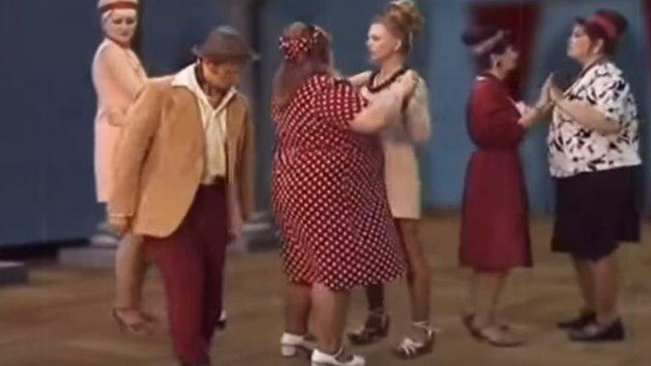 Маски шоу - Танцы в сельском Клубе . Ностальгия!!!