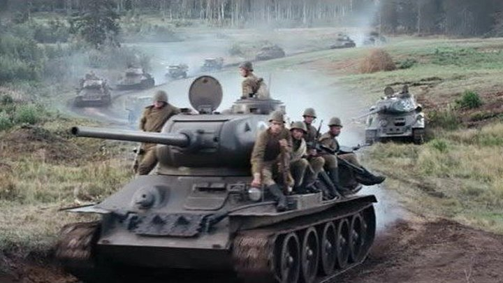 МАСШТАБНЫЙ ИСТОРИЧЕСКИЙ БОЕВИК **1944** (кино фильмы)
