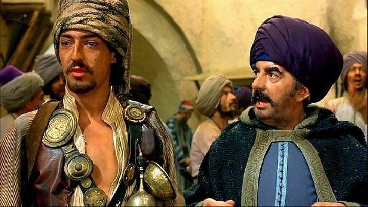 Арабские приключения (1979)