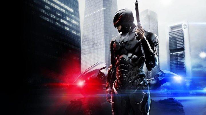 Робокоп (2015).HD (криминал, фантастика, боевик)