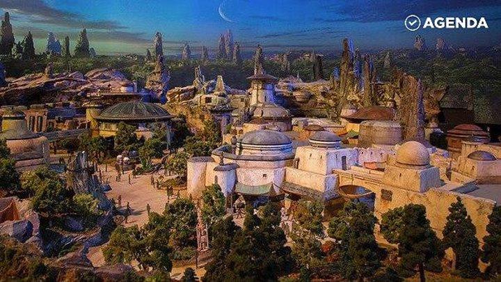 Парк развлечений «Звёздные войны: край Галактики»