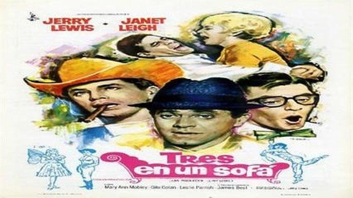 Tres en un sofá (1966) 2