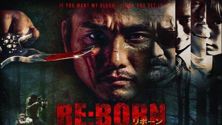 Перерождение BDRip.(2016) 1080p.Боевик,Драма,Криминал