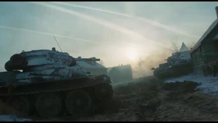 """Да это ж не санки!!! Вышел улетный трейлер фильма """"Т-34""""!"""