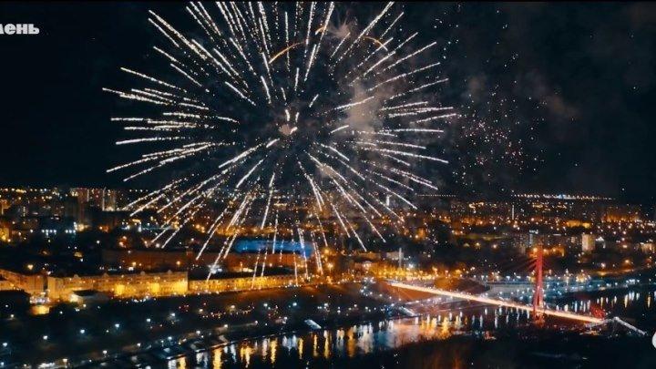 Парад Победы 9 мая / Тюмень 2018