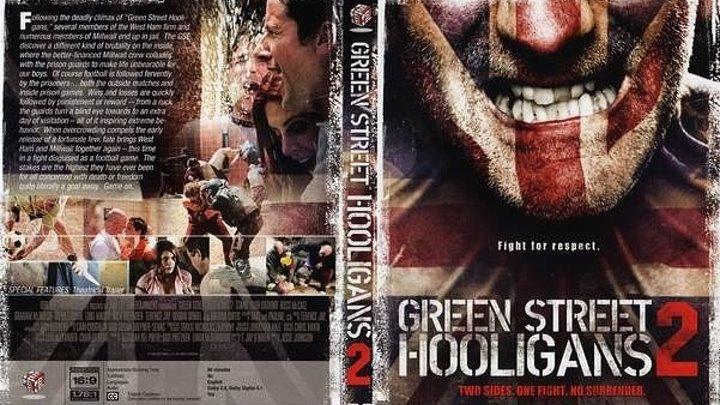 Хулиганы Зелёной Улицы 2 BDRip.(2008) 720p.Драма,Криминал,Спорт