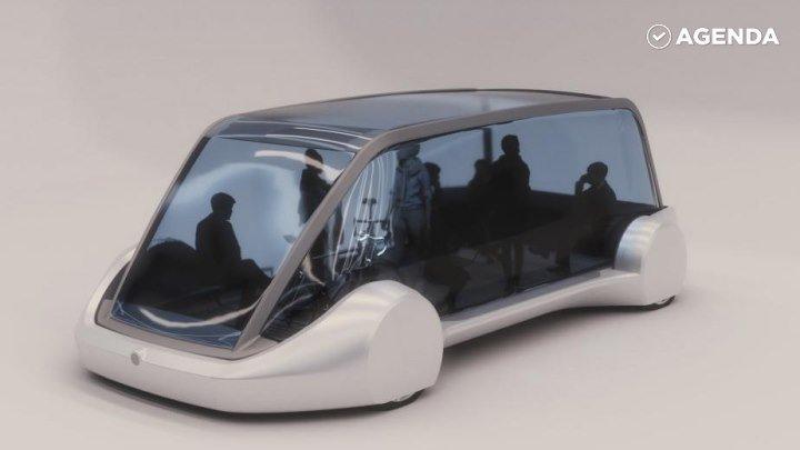 Электробусы будущего