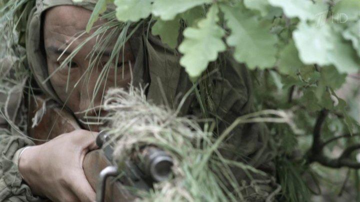 Снайпер 2 Тунгус 2012 Россия, Беларусь боевик, военный
