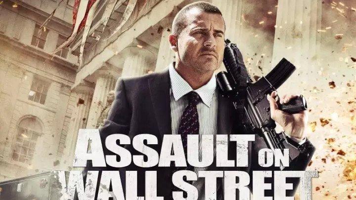 Нападение на Уолл Стрит (2013)BDRip (Триллер)