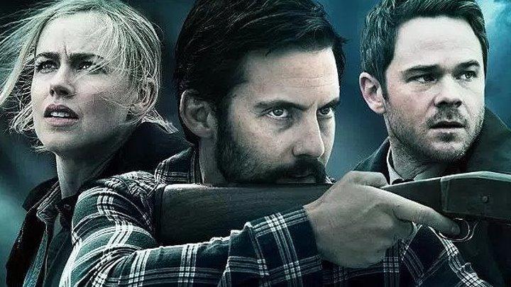 Дьявольские врата (2018).HD(ужасы, фантастика, триллер)