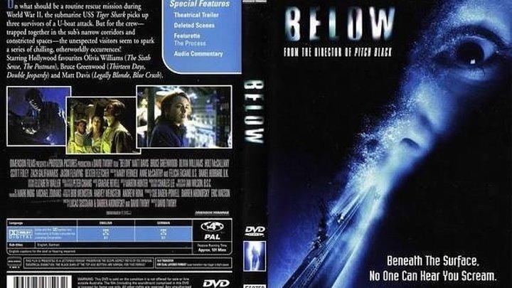 Глубина BDRip.(2002) 1080p.Ужасы,Триллер,Детектив