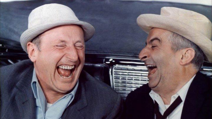 Разиня 1965 комедия Франция, Италия, Испания