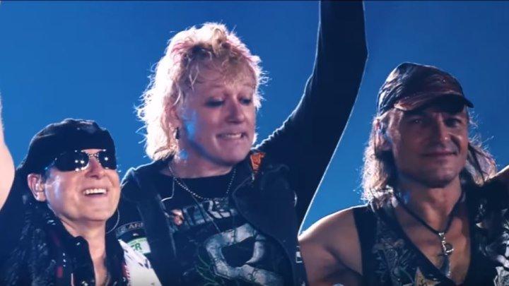 Scorpions - Живой концерт в Мюнхене / Высокое качество аудио и видео
