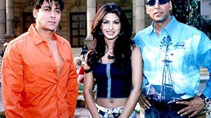 Выходи за меня замуж (2004) индийский фильм