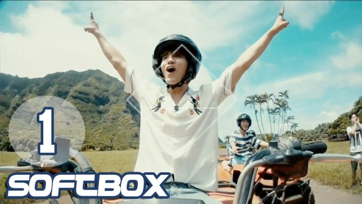 [Озвучка SOFTBOX] Один прекрасный день B.A.P. Гавайи 01 эпизод