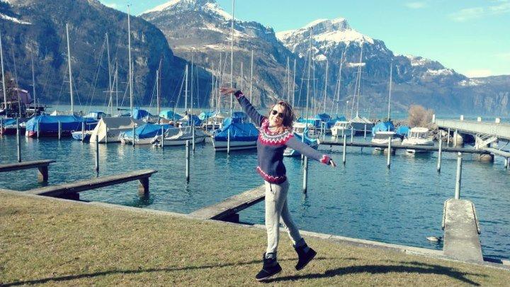 Едем в Альпы, гуляем у озера #FominaTravel #FominaSwiss