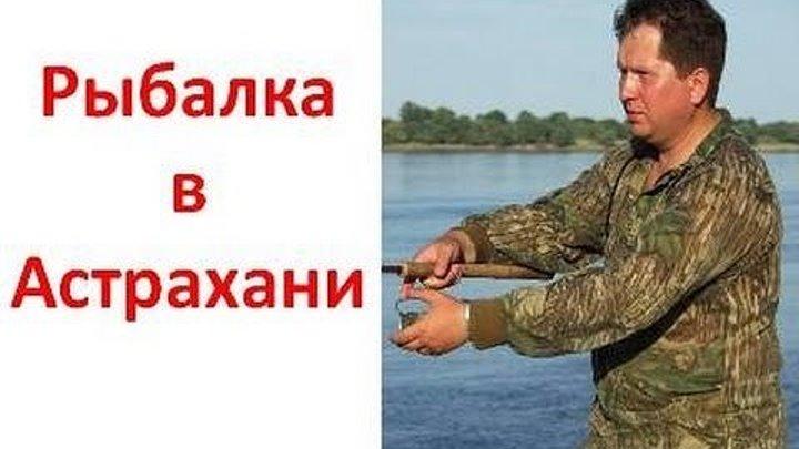 Рыбалка в Астрахани. Рыбалка в Астрахани. Первые фильмы о рыбалке Алексея Чернушенко