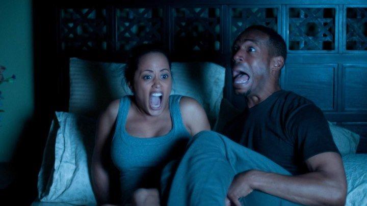 Дом с паранормальными явлениями 2 (2014).(комедия)
