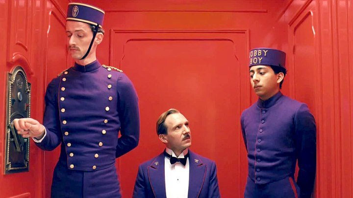 Отель «Гранд Будапешт» (The Grand Budapest Hotel). 2014. Драма. комедия