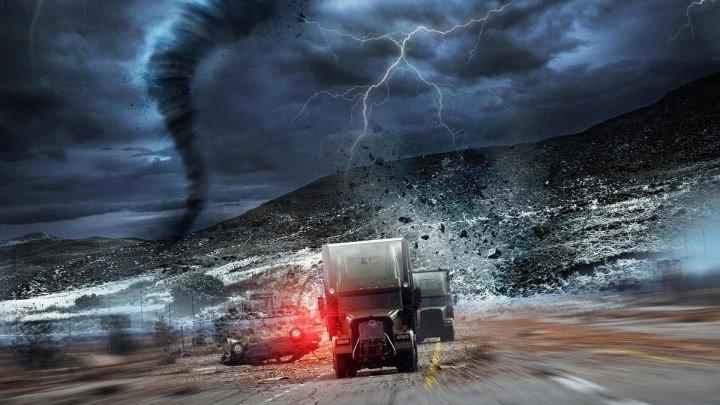 Ограбление в ураган HD(боевик, триллер)2018