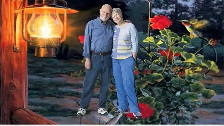 `За самых, близких и родных! За ВАС Родители мои` - ПЕСНЯ за ДУШУ БЕРЁТ!!!