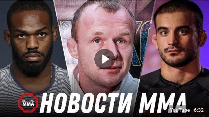 Шлеменко про Тактарова и переход в UFC, Харитонов готов драться с Емельяненко, А
