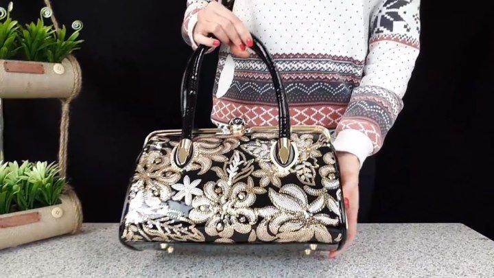 Самые красивые сумки по мнению большинства ценителей прекрасного. Смотрите!