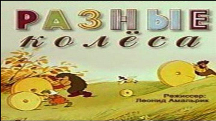 Разные колеса (мультфильм)