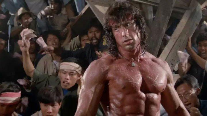 Рэмбо 3 - Rambo III (1988)