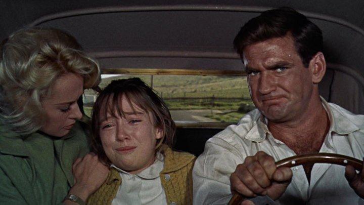Птицы 1963 Альфред Хичкок ужасы, драма, мелодрама, детектив