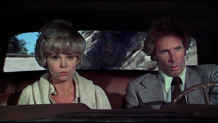 Семейный заговор 1976 Альфред Хичкок триллер, комедия