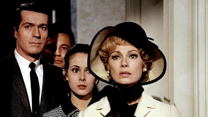 Топаз 1969 Альфред Хичкок триллер, драма