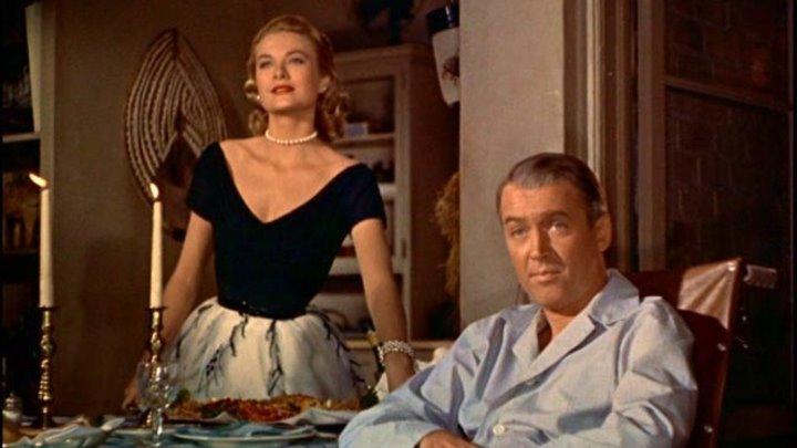 Окно во двор 1954 Альфред Хичкок триллер, детектив