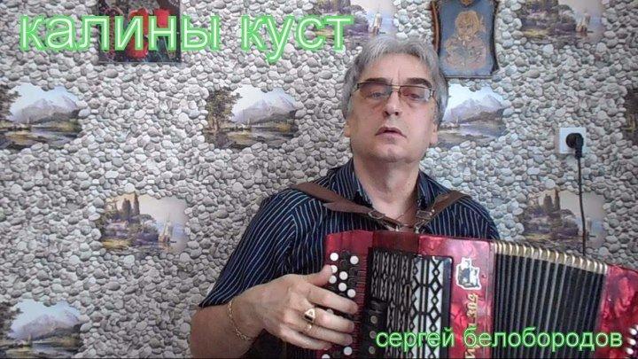 КАЛИНЫ КУСТ...Сергей Белобородов...(полная версия)